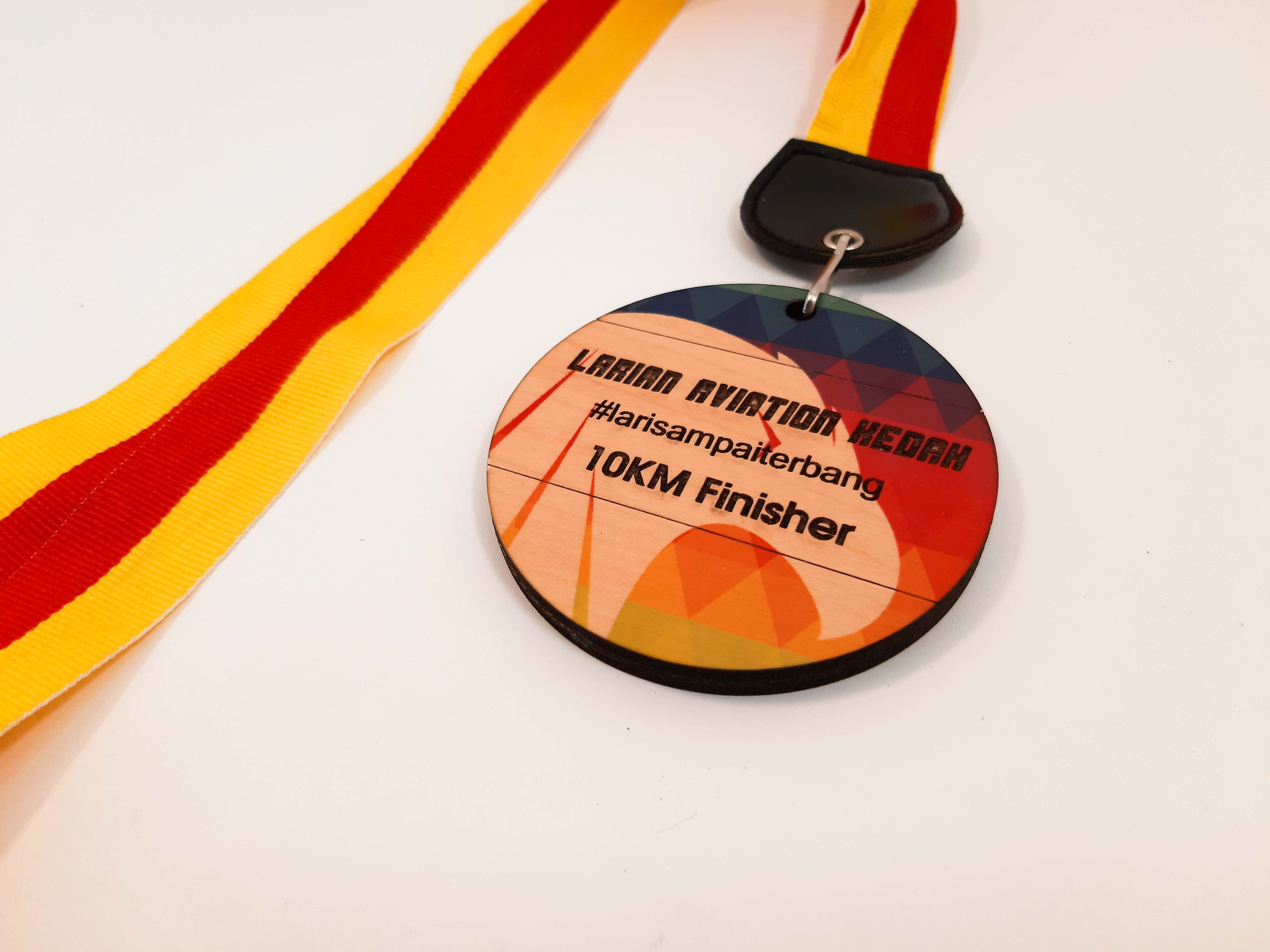 Medal Wood Supplier Malaysia